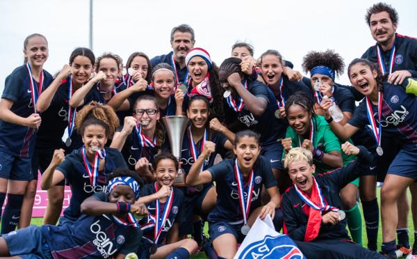 Challenge National U19F (Finale Elite) - Le PSG garde son titre face à LYON (2-2, tab 3-2)