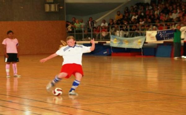 UNSS futsal minimes : victoire du collège Schoelcher de Torcy