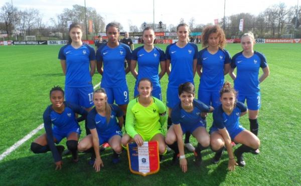 U19 (Tour Elite) - La FRANCE décroche sa qualification pour l'Euro en Irlande du Nord