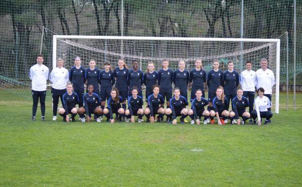 U16 - Début de la NORDIC CUP