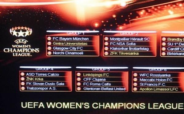Ligue des Champions : infos sur Montpellier
