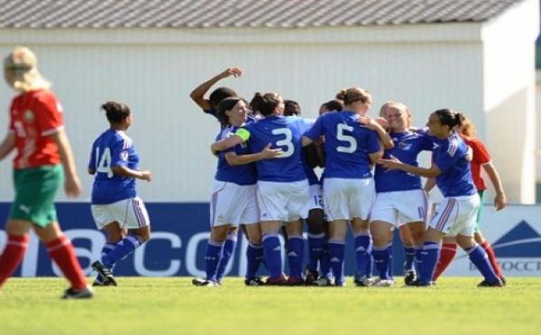 19 ans : Bélarus - France : 0-3