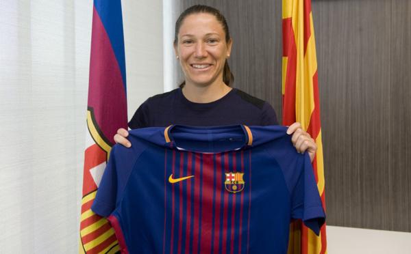 Espagne - Elise BUSSAGLIA quitte l'ALLEMAGNE pour l'ESPAGNE