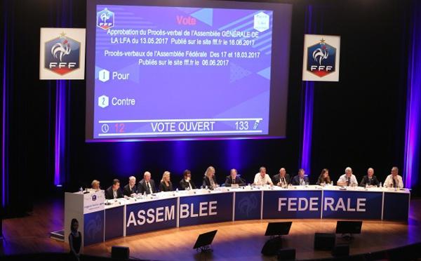 FFF - Quelques nouveautés règlementaires adoptées