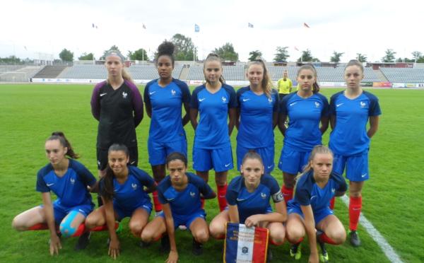 U16 - Défaite sur le fil en finale de la Nordic Cup
