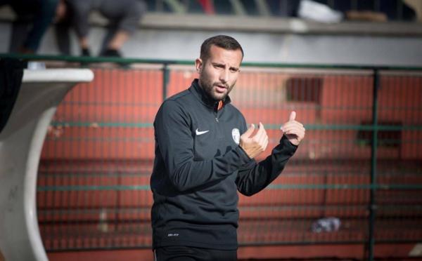 """#D2F - Frédéric GONCALVES (Saint-Maur) : """"Très content de rejoindre un très bon club"""""""