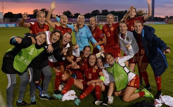 Coupe du Monde U20 2018 - Quatrième billet pour l'ESPAGNE
