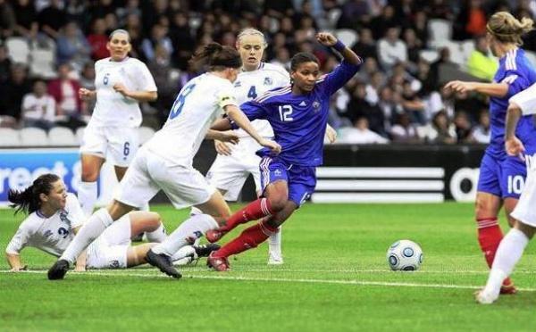 Succès logique face à l'Islande (2-0)