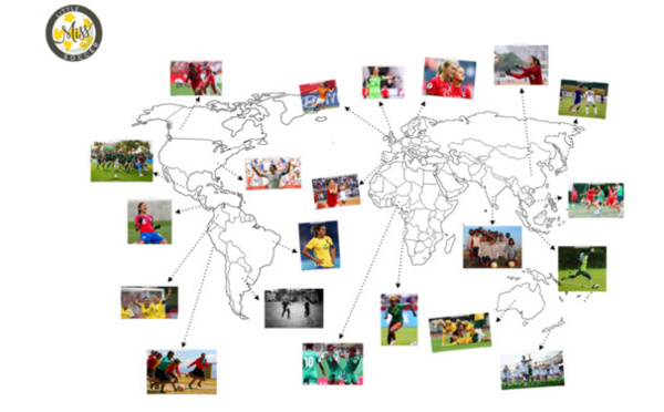 Little Miss Soccer : soutenez ce projet de tour du Monde des filles qui font le foot