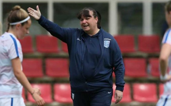 ANGLETERRE - Les joueuses retenues pour le match face aux Bleues