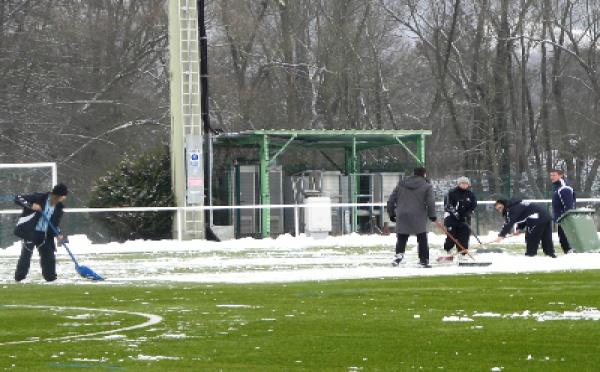 Challenge : pas de faux-pas mais du froid pour les clubs de D2