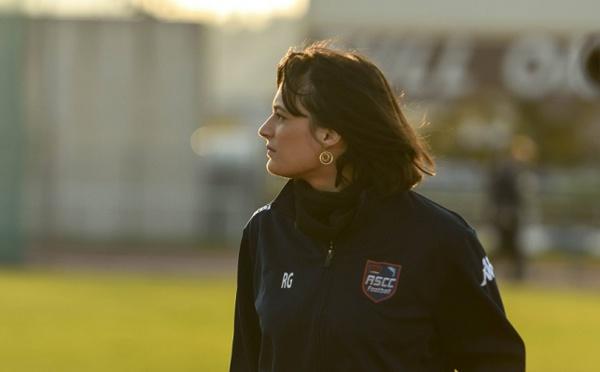 Rosette Germano, au nom d'un club