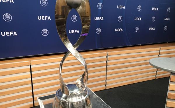 U17 - Tour Elite : la FRANCE hérite d'un groupe difficile