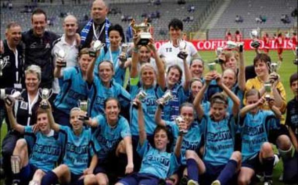 La bonne opération pour le Standard Fémina de Liège et Sinaai Girls