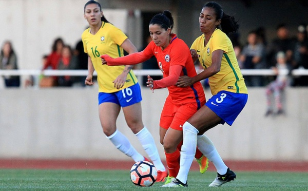 International - Résultats amicaux : L'AUSTRALIE déroule face à la CHINE (5-1), ERIKA buteuse face à ENDLER