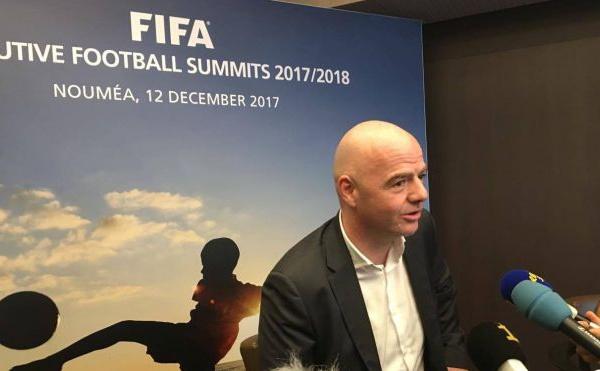FIFA - Première Coupe des Confédérations féminine fin 2018, une seule Coupe du Monde annuelle U17F et U20F
