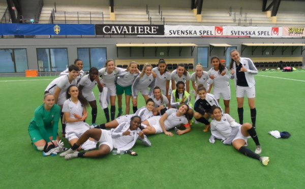 U20 - Deux succès pour le stage à PLOUFRAGAN