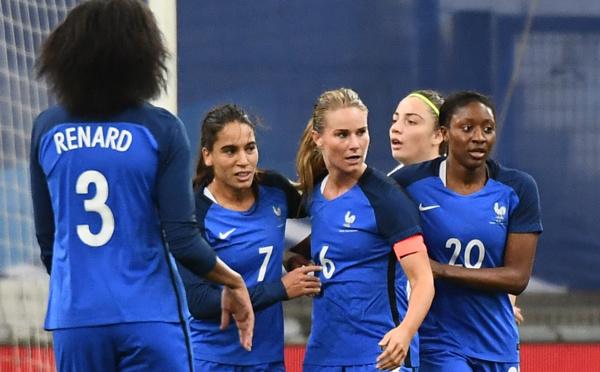 #FRAITA - Les Bleues en demi-teinte