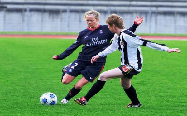 Photos et réactions après Juvisy - PSG