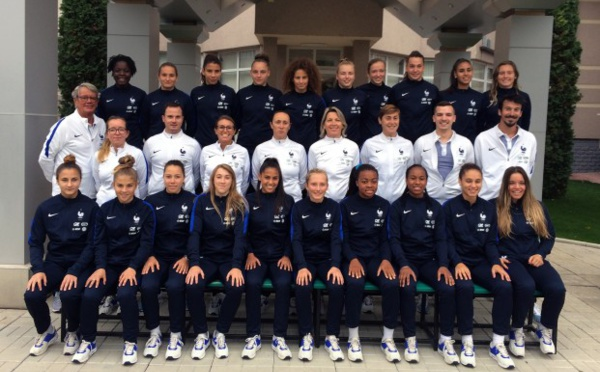 U19 - Vingt joueuses retenues pour LA MANGA