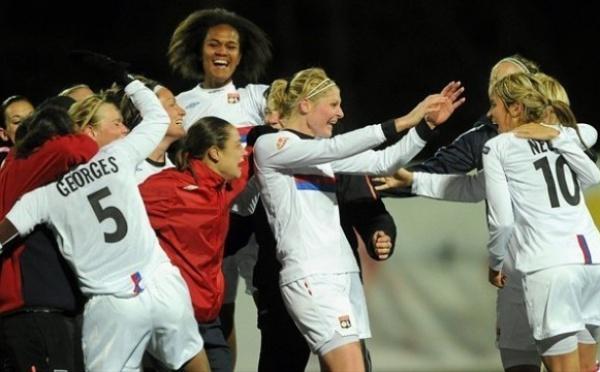 Lyon en finale de la Ligue des Champions !