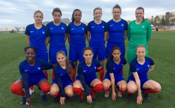 U19 - La FRANCE s'incline 2-1 pour son dernier match