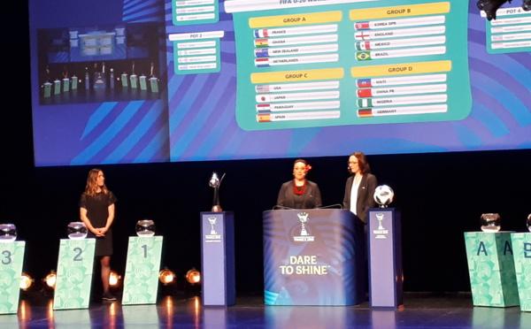 #U20WWC - La FRANCE fixée sur ses adversaires