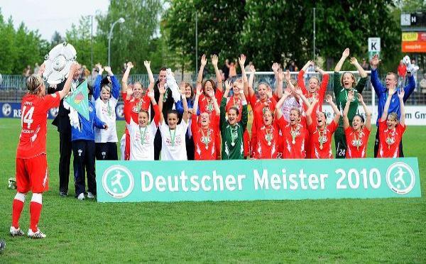 Potsdam s'offre le titre en Allemagne
