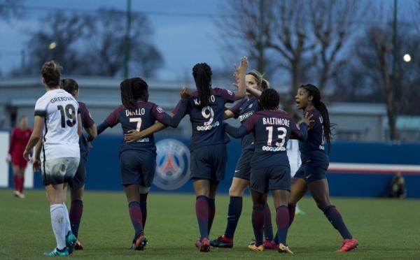 #D1F - J16 : KATOTO fait plier le PARIS FC