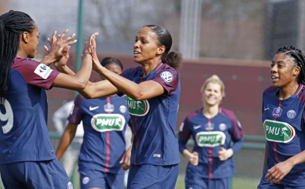 Coupe de France (8es de finale) - Le PSG dernier qualifié pour les quarts