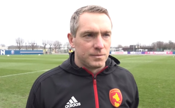 Coupe de France - Grégory MLEKO (Rodez AF) :  « Satisfait de ce que j'ai vu aujourd'hui »