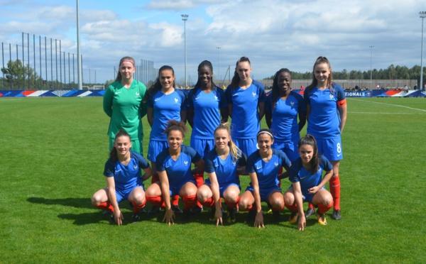 U17 (Tour Elite) - La FRANCE s'est sabordée