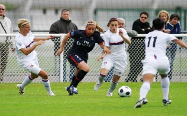 D1 : PSG et Lyon dos à dos