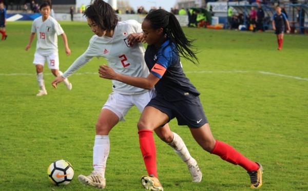 U20 - Le JAPON plus efficace que la FRANCE