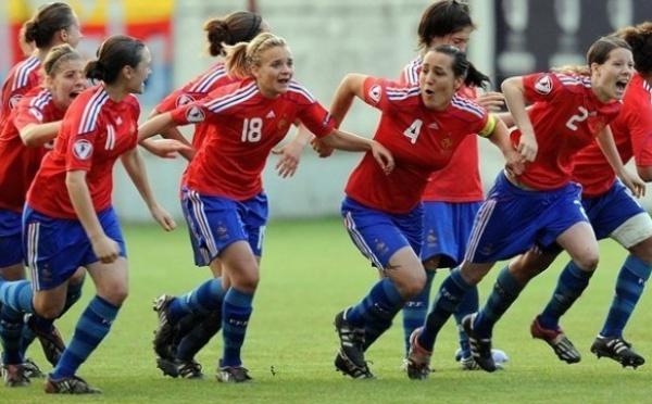 U19 : La France en finale