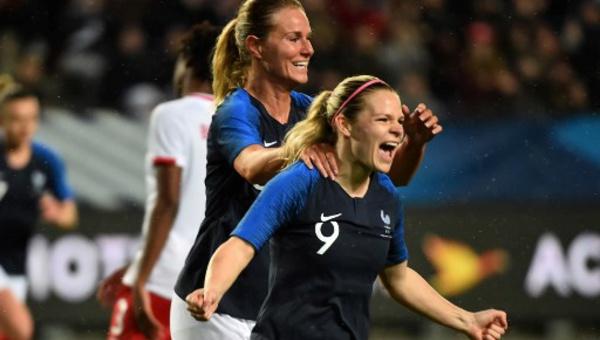 Bleues - FRANCE - CANADA : Une histoire de penalties
