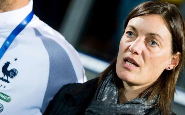 "#FRACAN - Corinne DIACRE : ""On a une base très solide"""
