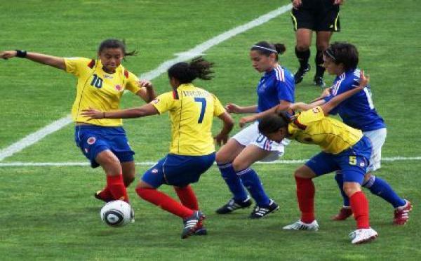 Match nul face à la Colombie