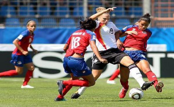 Le Costa Rica défie la France