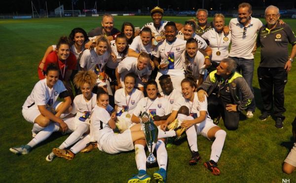 Coupe régionale - L'AS VAUBAN Strasbourg s'impose en Alsace