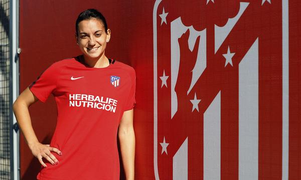 """Espagne - Aurélie KACI (Atletico) : """"Si jamais on m'appelle, ce sera forcément un bonheur"""""""