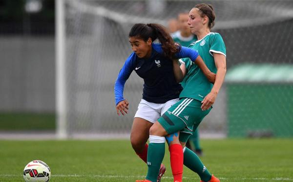 U20 - SUD LADIES CUP : succès mérité face à l'ALLEMAGNE