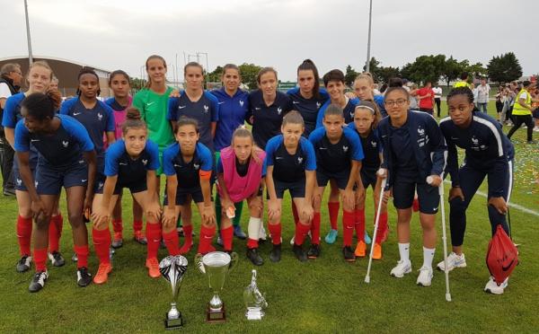 U20 - SUD LADIES CUP : Les ETATS-UNIS remportent le titre face à la FRANCE