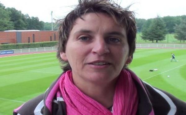 "Sandrine Mathivet : ""Avoir plus d'ambitions"""