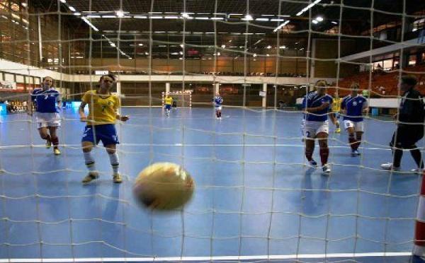 Futsal universitaire : la France termine sur une bonne note