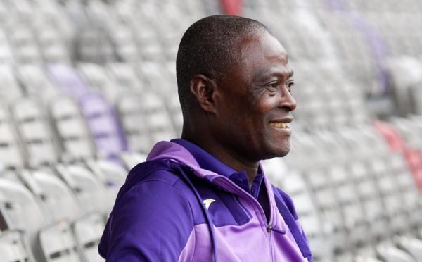#D2F - Adolphe OGOUYON arrive au TOULOUSE FC