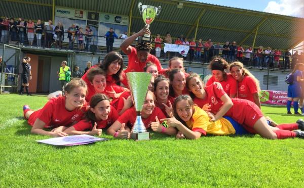 Coupe régionale - LIMOGES LANDOUGE s'offre la Coupe de Nouvelle-Aquitaine