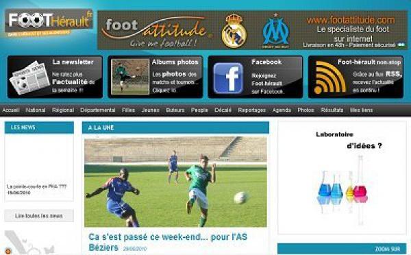 31/08 - Footengo : bienvenue à Foot-Herault...