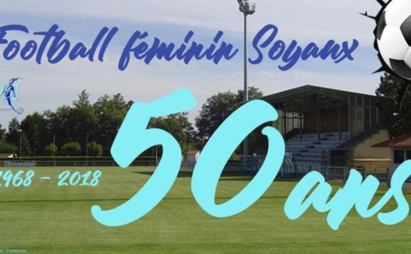 #D1F - L'ASJ SOYAUX fête ses 50 ans