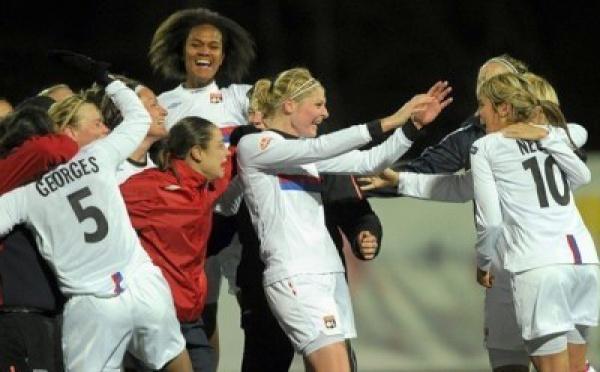 """Olympique Lyonnais : """"Etre au même niveau que les pros"""""""